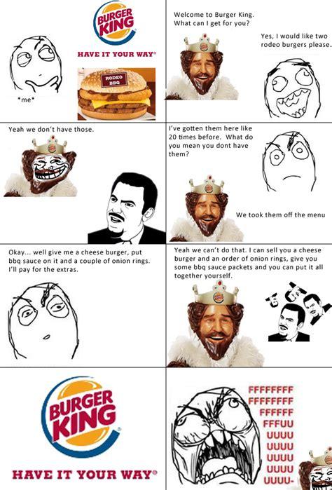 Burger King Meme - burger king meme
