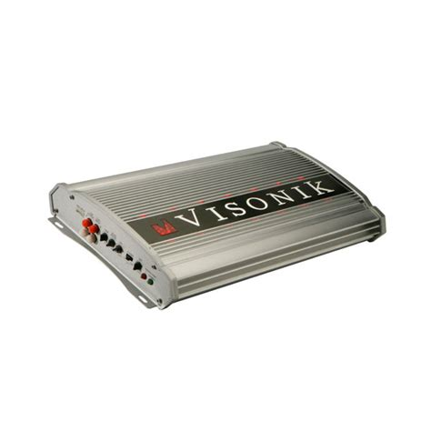 visonik va car amplifier announced ecousticscom
