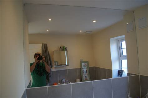 Removing Bathroom Mirror How To Remove Mirror Tiles Tile Design Ideas