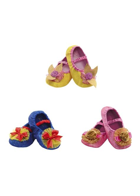 disney princess slippers disney princess and snow white slippers kit