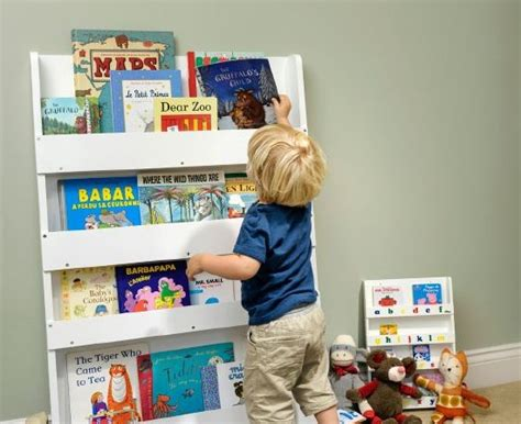 libreria bimbi 5 librerie frontali montessori babygreen