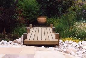 a small garden bridge garden ideas pinterest