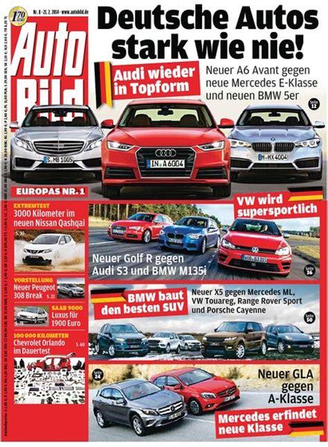 Autobild 6 2014 Pdf by Auto Bild 08 2014 21 02 2014 Pdf Magazine