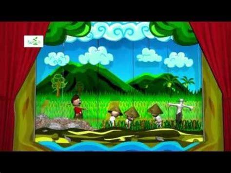 film kartun anak malin kundang cerita rakyat animasi asal mula kota cianjur youtube