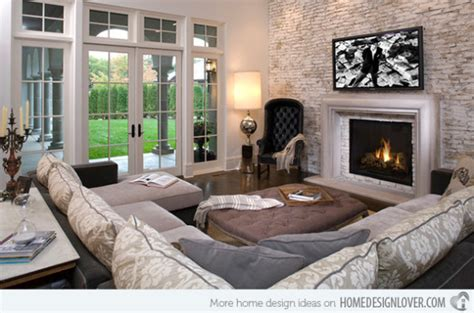 living rooms with exposed brick walls designer living rooms exposed brick walls