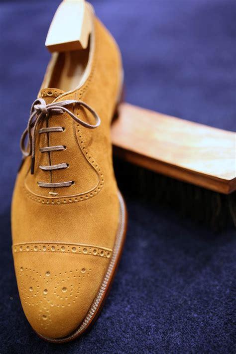 Koji Suzuki Shoes Koji Suzuki Perforated Cap Toe Oxford Soletopia