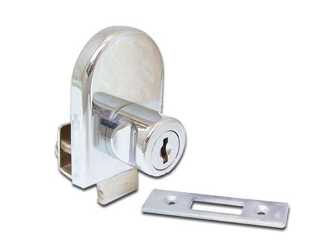 swinging door lock cabinet single swinging glass door lock 408