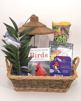education themed gifts bird lovers gift basket fun gift for kids and adults alike