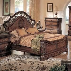 Bed dark cherry 800 390 3309 yuan tai furniture finish dark cherry bed