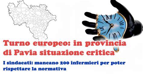 sindacati pavia turno europeo l allarme dei sindacati in provincia di