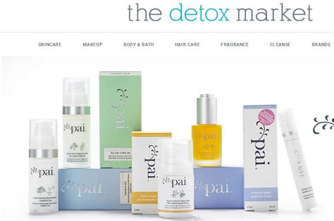 Detox Market by 24 Stores To Shop For Personal