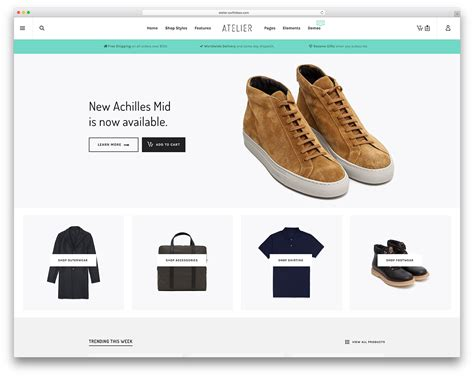 woocommerce templates 47 best woocommerce themes to build awesome