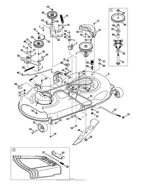 yardman mower deck belt diagram mtd 13ao785t058 2012 m19546 2012 parts diagram for