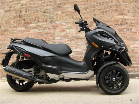 piaggio mp3 500 motorcycles for sale in chicago illinois