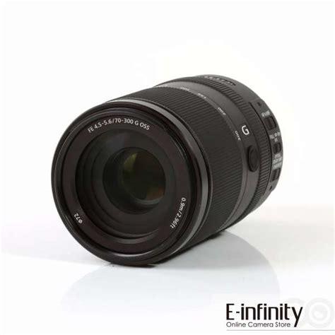 Sony Lens Fe 70 300mm F4 5 5 6 G Oss new sony fe 70 300mm f 4 5 5 6 g oss lens for e mount sel70300g
