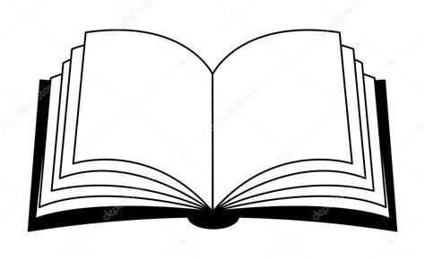 of a a curtis black novel books open book vector clipart silhouette symbol icon design