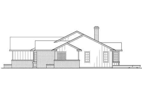 house plans corner lot ranch house plans eastport 10 548 associated designs