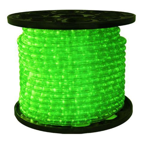 green rope lights 1 2 in led green rope light led 13mm gr 150