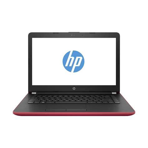 Hp Notebook 14 Bs008tx 4gb 1tb Dos jual hp 14 bs010tx notebook i5 7200 4gb 1tb dos