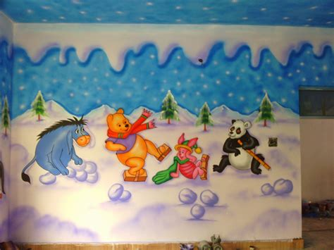 painting for play play school wall painting painting room