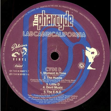 Lab Cabin California by Labcabincalifornia The Pharcyde Mp3 Buy Tracklist