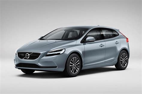 2017 volvo v40 revealed gets thor hammer led headlights