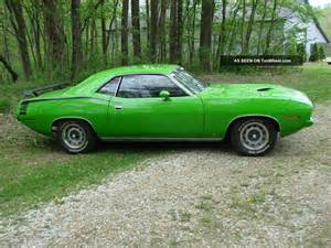 1970 plymouth barracuda 1970 plymouth barracuda cuda 440 6 pack