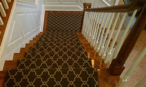black patterned stair carpet 17 best images about stairway carpetering on pinterest