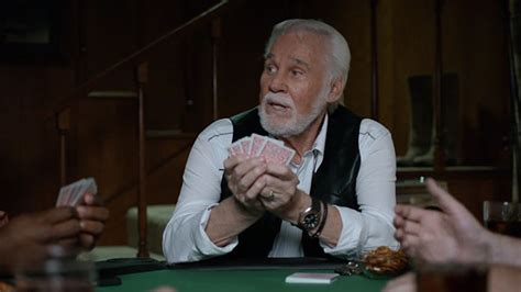 Geico Playing Cards With Kenny Rogers Commercial | kenny rogers funny quotes quotesgram