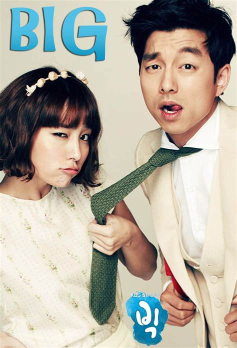 film korea gong yoo k drama quot big quot lee min jung gong yoo k dramas a k