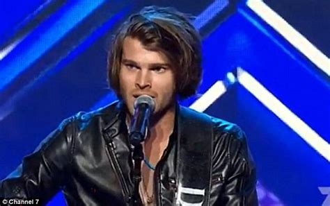 Getting To Dean Factor by X Factor Australia S Dean Reveals He Was An Alcoholic