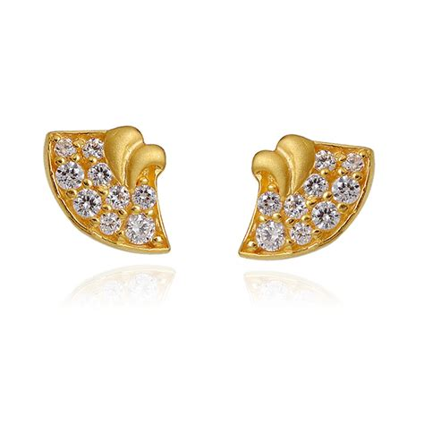the gallery for gt earrings for boys