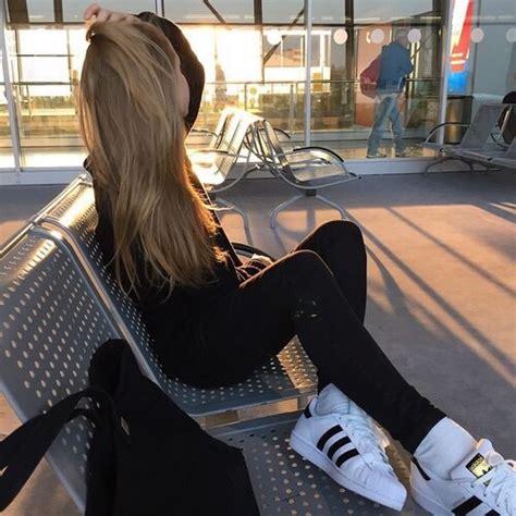 Jrep Sabrina Top addidas aesthetic fashion grunge image 3945363 by helena888 on favim