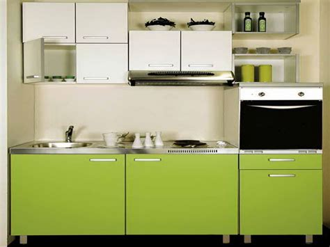 kitchen cabinets small small green kitchen design quicua com