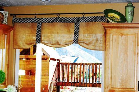 Unique kitchen curtains