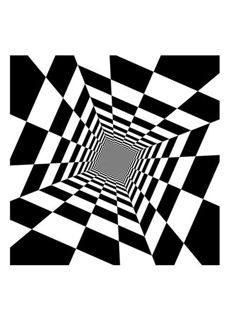 ilusiones opticas con dibujos dibujo para colorear ilusi 243 n 243 ptica juegos mentales