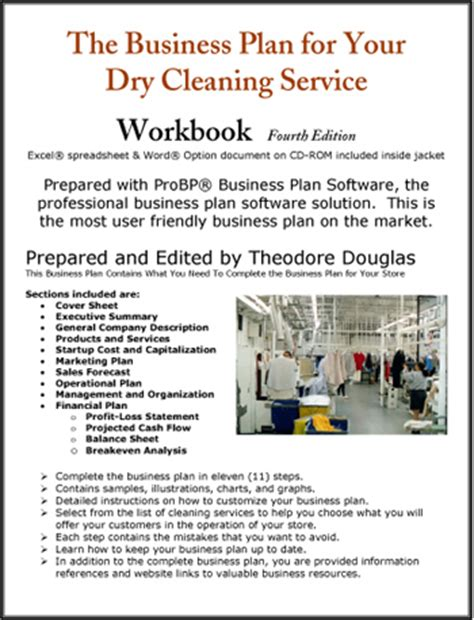 business plan for your cleaning service