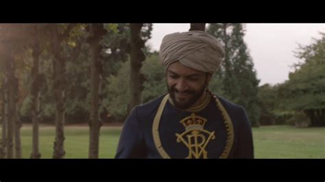 film queen victoria and abdul karim victoria abdul walking through the gardens clip in