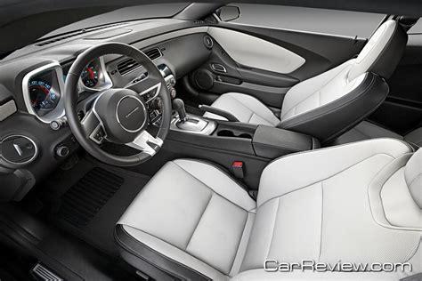 2011 chevrolet camaro interior car reviews and news at