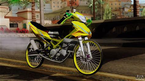 download game gta sa mod drag bike indonesia jupiter mx drag v1 for gta san andreas