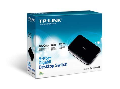 Murah Tplink Tl Sg1005d 5 Port Gigabit Desktop Switch jual tp link tl sg1005d 5 port gigabit desktop switch