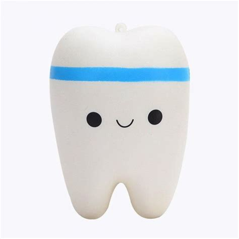 Tooth Squishy squishy rising tooth price review and buy in
