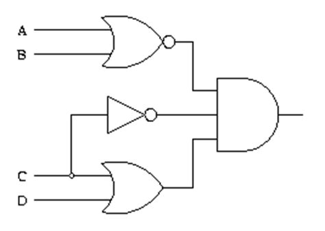 draw logic gates how to draw logic circuits
