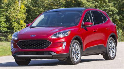 ford escape 2020 drive 2020 ford escape consumer reports