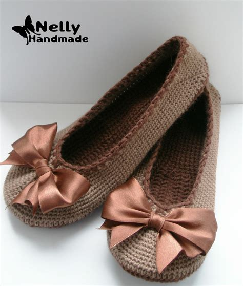 how to crochet ballerina slippers keep your warm with these stylish free crochet