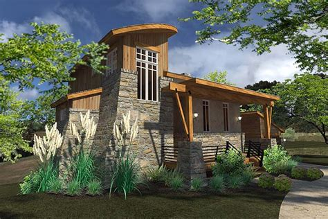 Contemporary Cottage House Plans by Contemporary Cottage Craftsman Modern Tuscan House Plan 75140