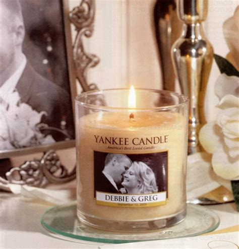 Wedding Anniversary Yankee Candle by Yankee Candle As Favor Weddingbee