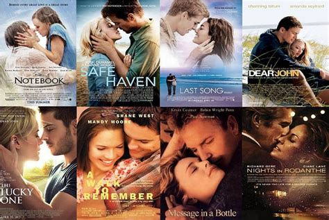 film terbaik nicholas sparks ranking the deaths in nicholas sparks movies