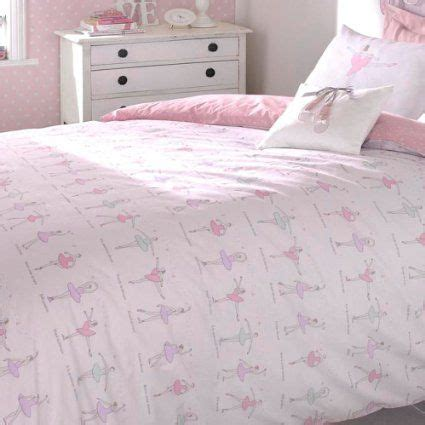 Ballerina Bedding Sets Darcey Bussell Tiny Ballerina Pink Cotton Duvet Set Quilt Cover Home