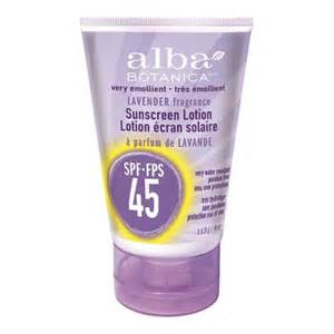 Botanica Fragrance buy alba botanica lavender fragrance sunscreen lotion at
